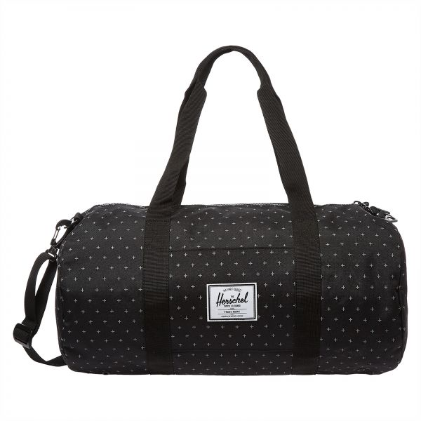f68fdeb148 Herschel Polyester Duffle Bag For Uni Black Fashion Bags