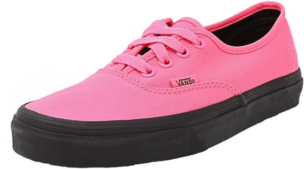 Vans Pink Fashion Sneakers For Women