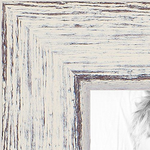 Picture Frame Gray Rustic Barnwood .. 1.25\'\' wide 19 x 25\