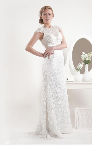 798b8190114 Gino Cerruti London Special Occasion Ball & Wedding Gown Dress For ...