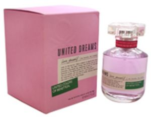dccfc1a88 United Dreams Love Yourself by United Colors of Benetton for Women - Eau de  Toilette