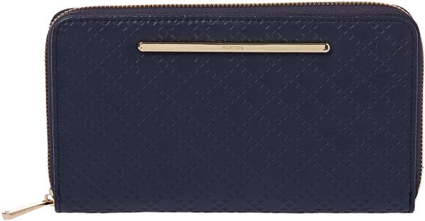 5a5897dd7 Parfois Zip Around Wallet for Women, Navy Price in UAE | Souq | Bags ...
