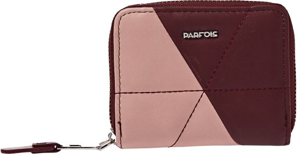 b7fe04442 Parfois Zip Around Wallet for Women, Burgundy | Souq - UAE