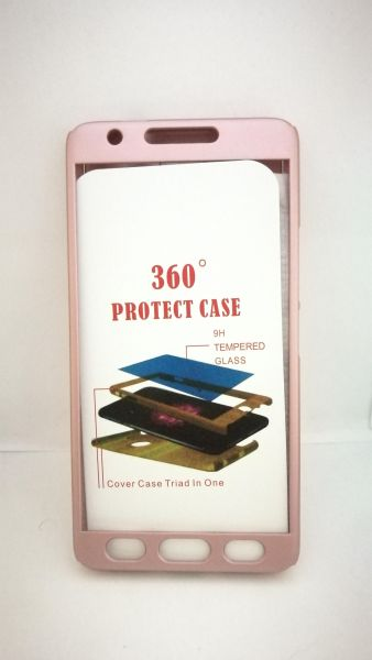 online store 2f909 fdb71 infinix Note 4 360 cover for X572 rose gold Price in Egypt | Souq ...