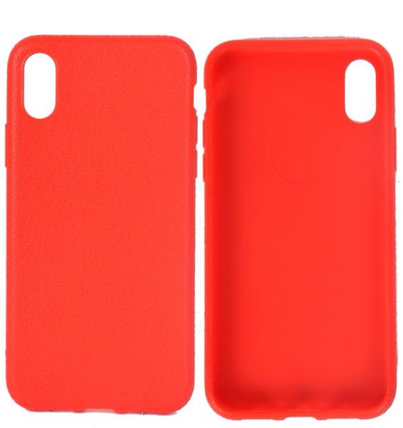 Cover for Iphone X , Red