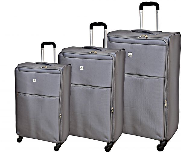Track Luggage Trolley Bag for Unisex  80b984be970f3