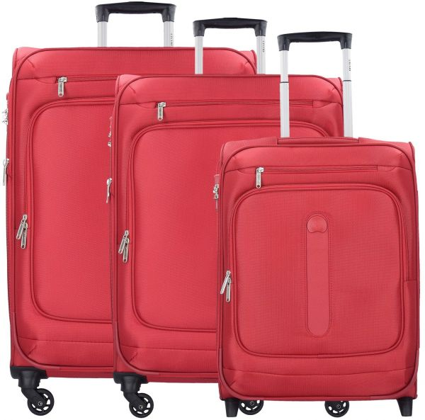 2901e325b442 Delsey Luggage Trolley Bags Set Of 3 Pieces