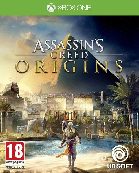 ASSASSINS CREED ORIGINS ‫(XBOX ONE)