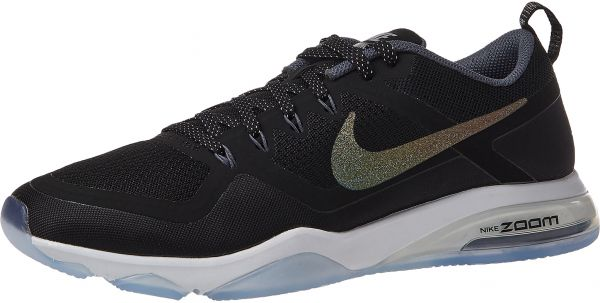 e8653b53a9c9 Nike W NIKE AIR ZOOM FITNESS MTLC TRAINING Shoe For Women Price in ...