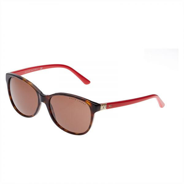 6488ed39ba Ralph Lauren Oval Sunglasses For Women - RLS8116-500373-57 - 57-16 ...