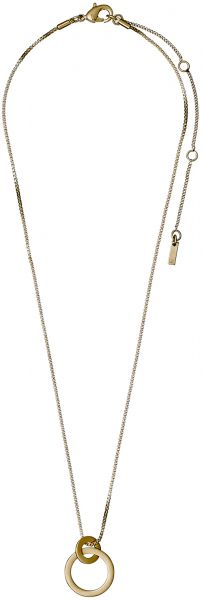 Pilgrim Women Gold Plated Necklet - 611712001 e5dHA