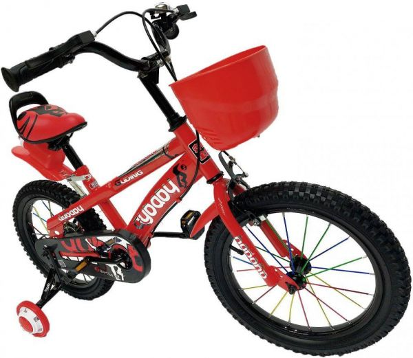 Children Bicycle 16 Inch Suitable For Children Over 3 Years Old