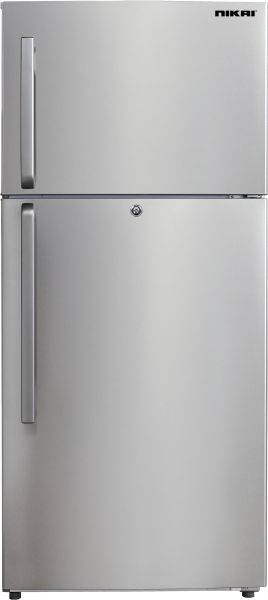 buy nikai freezer on top 450 liters silver nrf702fss in saudi
