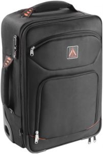 E-Image Transformer M20 2-in-1 Rolling Suitcase/Backpack for Camera (Specialty Bags & Carry Cases)