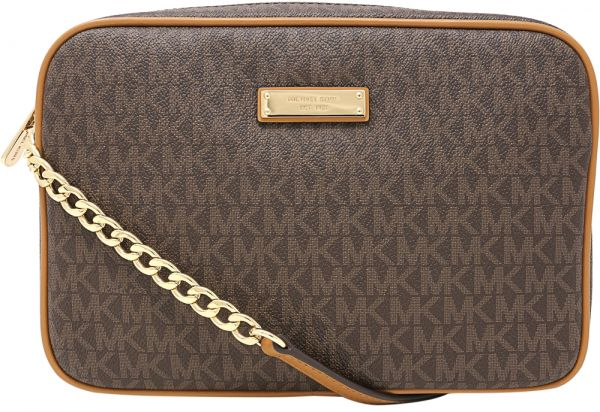 c34fa622ffc8 Michael Kors Crossbody Bag for Women - Leather, Brown Price in Egypt ...