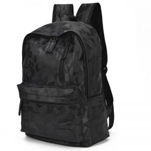 1d5a028c6b Camouflage pattern Anti Theft BackPack with USB Charging Port and Headphone  hole Leisure travel backpack