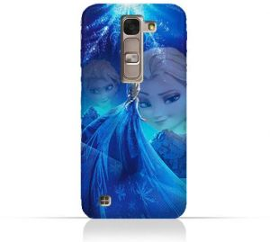 LG Magna TPU Protective Silicone Case with Frozen Elsa Design