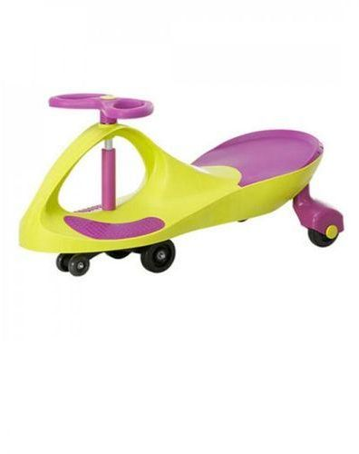 Plasma car for Unisex 1515-Lime green/Purple