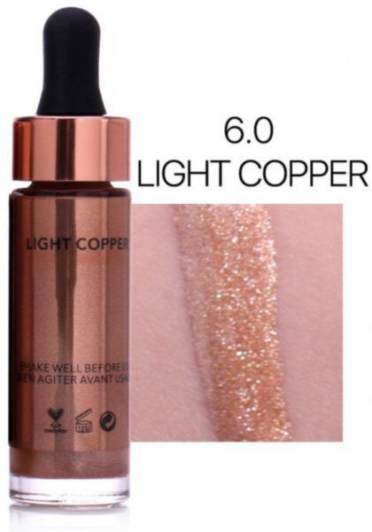illuminating Liquid Highlighter Makeup
