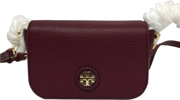 Tory Burch Bag For Women Burgundy Crossbody Bags