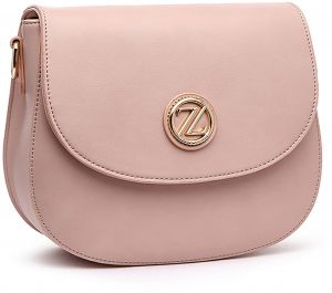 0327e8bd843b7 Zeneve London 217C2-3 Anytime Cross Body Bag for Women - Faux Leather