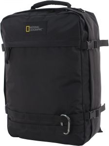 National Geographic Hybrid N11801.06 Sport   Outdoor Backpack for Men -  Polyester, Black dd8dc86674