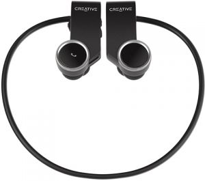 Creative Bendable Bluetooth Wireless Sports Headset with Invisible Mic 9d02a7b01b