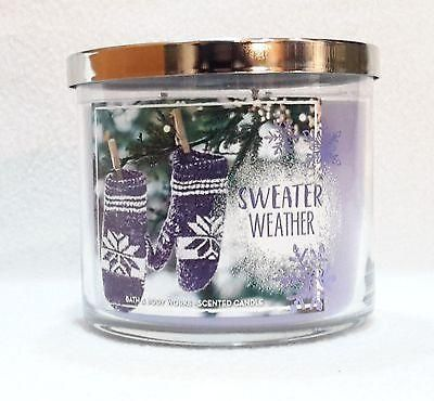 Sweater Weather Scented Candle 411 G Souq Uae
