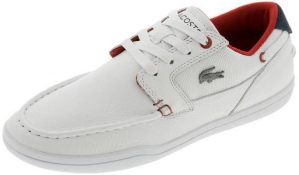hot product outlet high quality Lacoste 7-34CAM0029 Fashion Sneakers for Men - 41 EU, White Price ...
