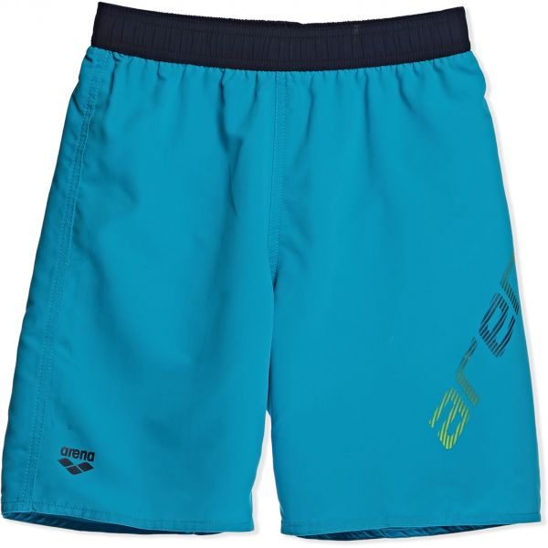 3fafed50eb Arena Big Logo Junior Long Bermuda Swim Shorts For Boys Price in ...