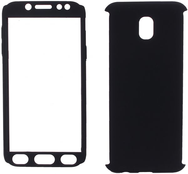 size 40 3b049 5b7b2 360 Protect Case Full Cover For Samsung Galaxy J5 Pro, Black