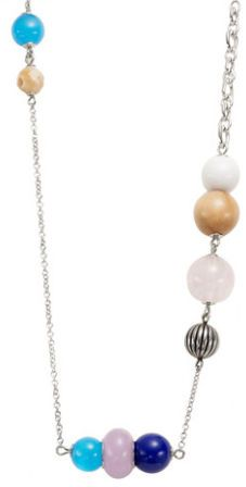 7a782365713 Fossil Jewelry Women's Stainless Steel Chain Necklace Price in Saudi ...