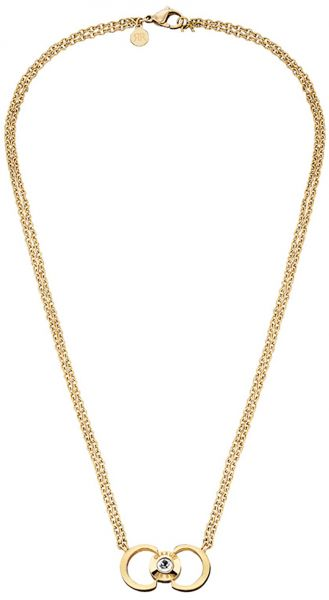 5ce0fec7a8 Cerruti 1881 Women's Gold Plated Necklace Price in UAE | Souq ...