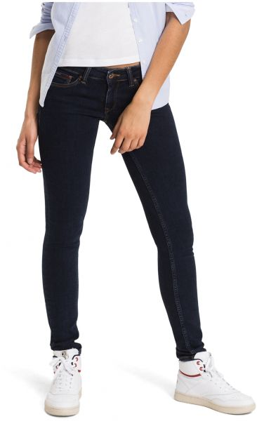 94530635 Tommy Hilfiger Skinny Jeans for Women - Navy Blue Price in UAE ...