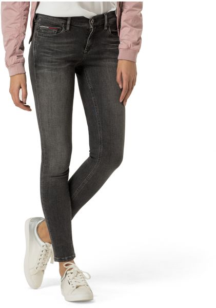 09e56e24 Buy Tommy Hilfiger Skinny Jeans for Women - Dark Grey in Saudi Arabia