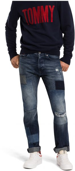 f5d92b14 Tommy Hilfiger Straight Jeans for Men - Dark Blue Price in UAE ...