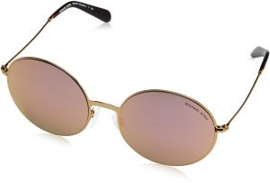 7a0f11d6653e Michael Kors Round Women s Sunglasses - MK5017-102-44Z-55 - 55-19-135mm