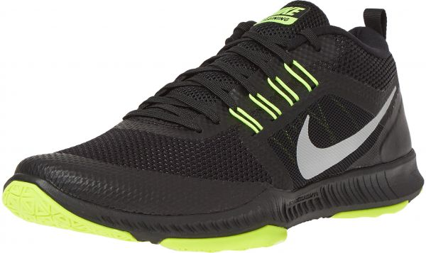 fc2d31d25 Nike Zoom Domination Tr Training Shoes For Men - Black & Green Price ...