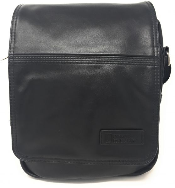 d00b9f0787 National Geographic N12103.06 Flap Bag for Unisex - Leather