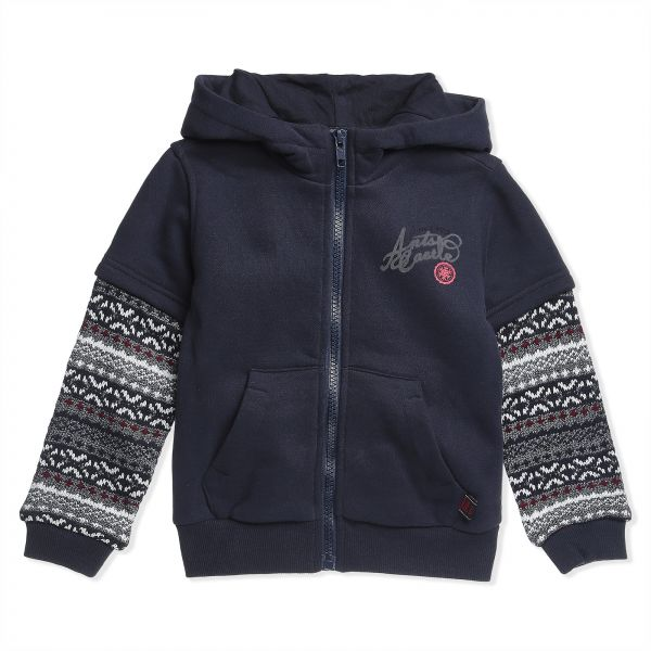 05a8dfb56 Antscastle Zip Up Hoodie For Boys