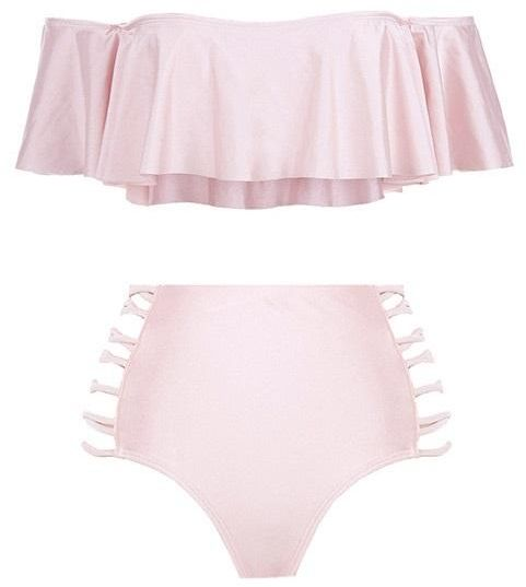 c0eeae11ebf59a Light Pink Bikini Set For Women Price in Saudi Arabia