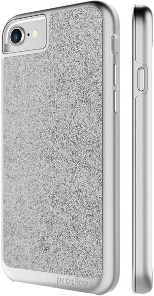cover prodigee Sparkle, Silver for iphone 7
