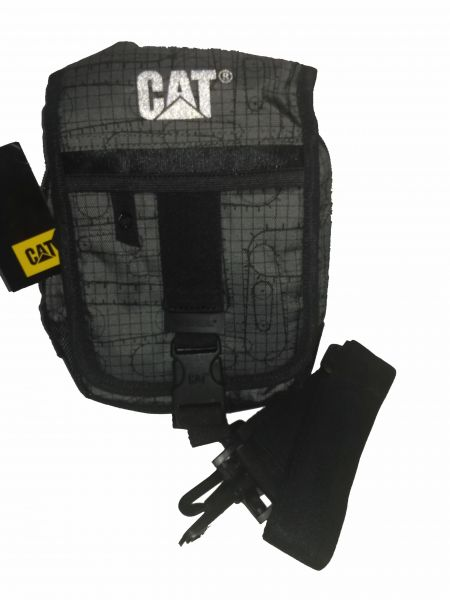 a9a1509eb9 caterpillar Bag For Unisex,Black & Grey - Messenger Bags Price in ...