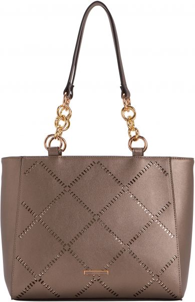 Carpisa Raja Tote Bag For Women Bronze
