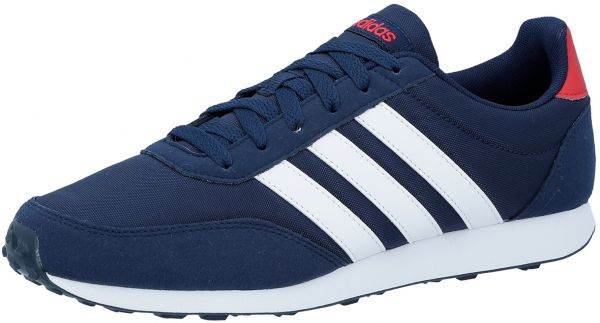 Adidas V Racer 2.0 Nylon Suede Accent