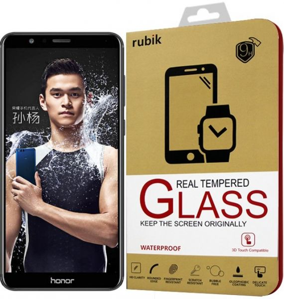 For Huawei Honor 7X - Rubik Real Tempered Glass Saphire HD Screen Protector  For Huawei Honor 7X