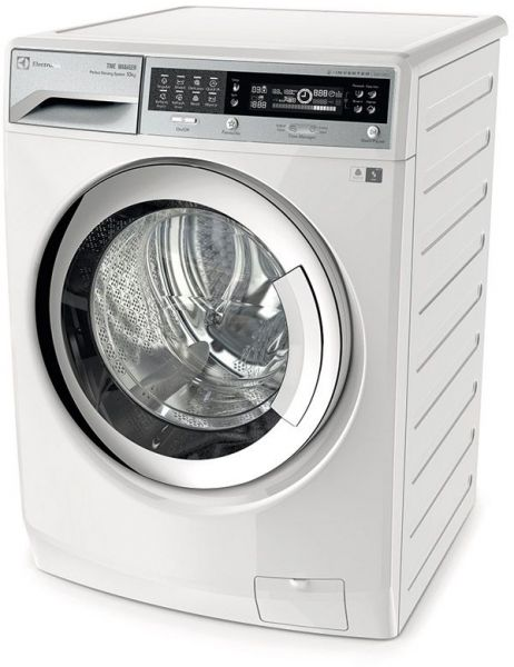 electrolux washer and dryer. Electrolux Washer Dryer 10kg , White EK-EWW14012 And