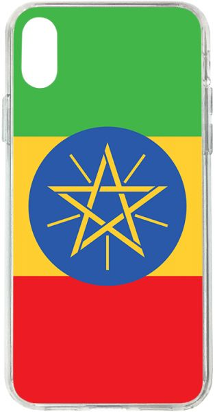 Switch Apple iPhone X Clear Case Ethiopia - Multi Color