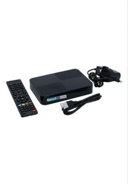 BeoutQ DreamMax Satellite Receiver, Black Price in Saudi Arabia