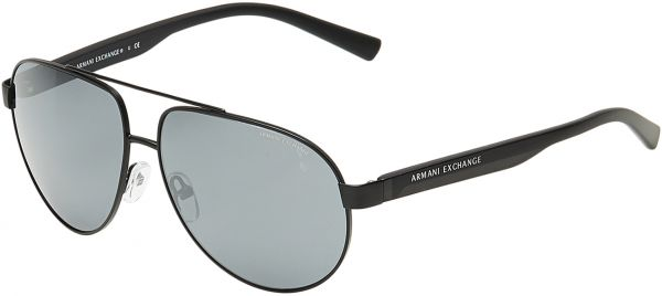 dd251709868e Armani Exchange Aviator Unisex Sunglasses - SAEX 2022 6000 6G 60 ...